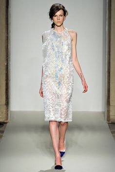 Gabriele Colangelo Spring 2012 Ready-to-Wear Fashion Show