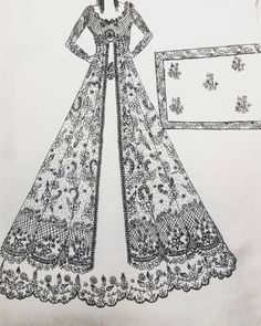 Fashion sketches dresses indian 37 Ideas for 2019 Dress Design Drawing, Dress Design Sketches, Fashion Design Sketchbook, Fashion Design Drawings, Fashion Sketches, Sketch Design, Fashion Drawing Dresses, Fashion Illustration Dresses, Fashion Figures