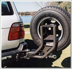SOR 100 Series Swing Out Tire Caddy
