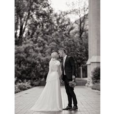 Modest bridal gown from Alta Moda.  modest wedding dresses photo by Heather Nan