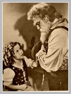 Heidi (1937) Showed  this movie every year in elementary - loved it every time.
