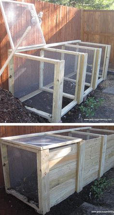 12 Creative DIY Compost Bin Ideas | Diy Compost Bin, Compost And Composting