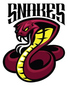 Illustration about Vector of cobra snake mascot. Illustration of snake, venom, rattle - 70770784 Lazy Animals, Aztec Tattoo Designs, Watercolor Lion, Bear Silhouette, Owl Logo, Cobra Snake, Cartoon Logo, Vintage Surf, Logo Concept