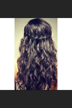 I want this hair for prom