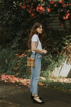 Simple Look Anyone Can Wear for Spring
