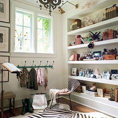 Christy Ford Bookshelves via SL