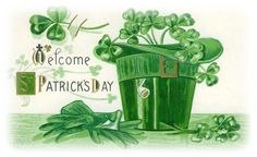 St Patricks Day!