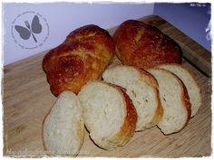 Pane Dukan, una bella e semplice ricettina, la terza per la precisione, per fare un pane che sia compatibile con questa dieta: il pane di glutine.