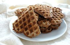 Need a simple, delicious, gluten free and vegan waffle recipe? Try these Vegan Buckwheat Waffles! Spoiler alert: there is maple syrup in the batter!