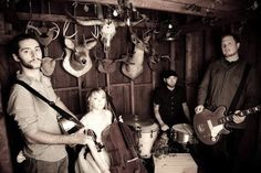 """6.12.12 - Murder By Death """"The Black Spot"""""""