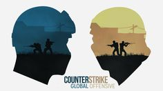 CS:GO Counter Terrorist vs Terrorist Wallpaper Go Wallpaper, Wallpaper Backgrounds, Nicola Tesla, Cs Go Funny, Go Logo, Most Beautiful Wallpaper, Great Backgrounds, Gaming Memes, Graphic