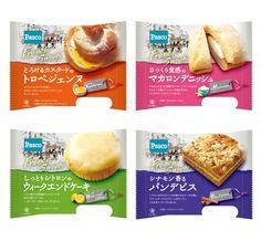Pasco > ニュースリリース > 伝統あるフランス菓子をモチーフに!「フレンチスイーツ」シリーズ新発売