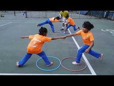 Team Building Activities That Can Lift . Pe Activities, Indoor Activities For Kids, Physical Activities, Games For Kids, Youth Games, Gym Games, Camping Games, Kids Team Building Games, School Age Games