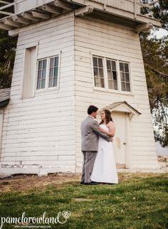 Las Vegas Luv Bug Floyd Lamb Park Tule Springs Wedding.  #lasvegasvintagewedding