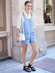 NYFW Model Street Style: Tilda Lindstam
