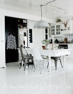 mix and match kitchen - Draumesidene