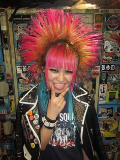 up yours! photographing tokyo's punk scene | Photography Chris Low