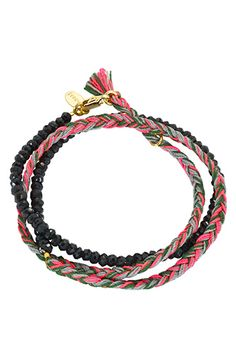10 So-Chic Friendship Bracelets Your BFF Might Just Steal #refinery29