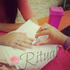 Manicure by Ritual!