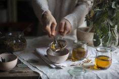 A Guide to Making Infused Oils and Ointments | Hortus Natural Cooking