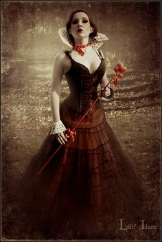 ☆ The Heart Queen .:+:. By ~LilifIlane ☆