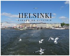 Récit de nos 3 jours dans la capitale finlandaise. Helsinki, Cinema, Finland, Movies, Movie Theater