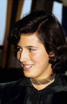 Princess Marie-Esmeralda of Belgium (daughter LeopoldIII of Belgium and Liliane-of-Rethy