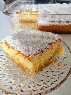 Greek Sweets, Greek Desserts, Enjoy It, Vanilla Cake, Tiramisu, Baking, Ethnic Recipes, Food, Cakes