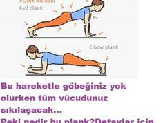Zayıflamada en kolay en etkili hareket.Plank hareketi ile belinizi zorlamadan hem göbeğinizden kolayca kurtulacak hemde vücudunuzu sıkılaştıracaksınız zayıflamada en etkili en kolay hareket Zayıflamada en etkili hareket Kate Middleton bu hareket ile 2 bebek dünyaya getirmesine rağmen çok kısa bir sürede 34 bedene düşmüş.Plank hareketi sizi yormadan belinizi ve boynunuzu zorlamadan sıkılaştıracak göbeğinizden kurtaracak sevgili hanımlar Yapmanız gereken sadece resimde gibi duruş pozisyonuna…