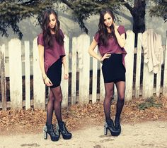Deer Deer (by Rachael Jane H) http://lookbook.nu/look/3093273-Deer-Deer
