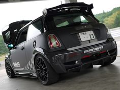 Fully Custom made MINI Challenge Wing + Diffusers. - Page 15 - North American Motoring
