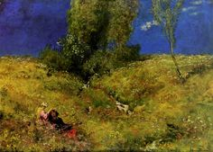 Summer, Hans Thoma