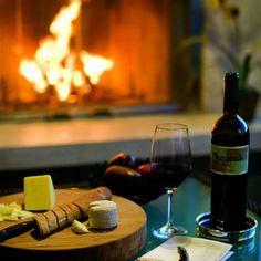 Winter is coming. Consider getting cozy with us. #napavalley #carnerosinn #carneros #napa #visitnapavalley #winter #cozy #wine #cheese #travel #comehomewithus