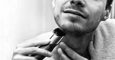 We talked to barber Mac Ashraf-Zadeh about the fine art of beard shaping and how to keep the hair in check.