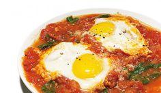Italienische Eier