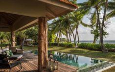The best honeymoon hotels in the Seychelles | Telegraph Travel Four Seasons Hotel, Sunset Beach, Mauritius, Bali, Vietnam, Honeymoon Spots, Honeymoon Hotels, Overwater Bungalows, Beste Hotels