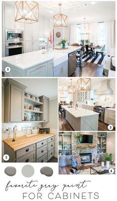 Best Paint For Cabinets: Kitchen Cabinet Paint Colors