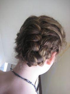 8th Grade Formal Hair