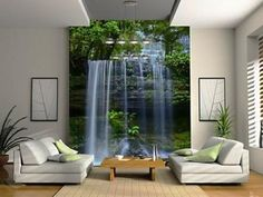 Modern Interior Design Trends in Photo Wallpaper Prints and Wall Murals