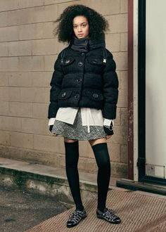 Moncler Women Fall-Winter 2017/18 Collection