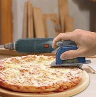 How cool are these?  Perfect for slicing your EB Breakfast Pizza!