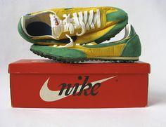 Original 1973 Nike Oregon Waffle
