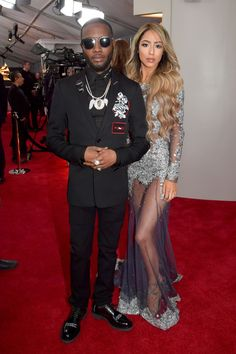 9e262c22ed Grammy Awards 2018  Fashion—Live From the Red Carpet