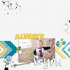 Illustrated Faith | Basics Collection | Layout by Marla Thrall
