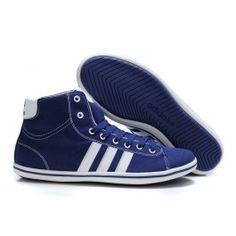 Mi honey custom shoes Mørkblå Hvid Herre