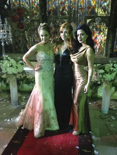 Shadowhunters - Amazing Behind The Scenes Pics From Episode 12's Wedding! - 1010