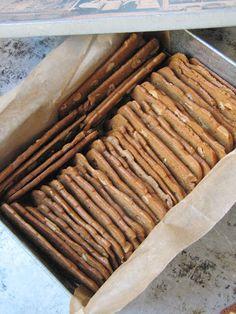 La cuisine d'ici et d'ISCA: Biscuits croustillants aux cacahuètes