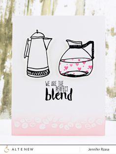 Altenew - Coffee Love
