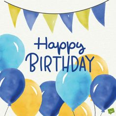 15 Birthday Cards to Pin and Share Happy Birthday. The post 15 Birthday Cards to Pin and Share & Glückwünsche appeared first on Happy birthday . Happpy Birthday, Happy Birthday Boy, Best Birthday Wishes, Happy Birthday Quotes, Happy Birthday Images, Birthday Messages, Birthday Pictures, Friend Birthday, 40 Birthday