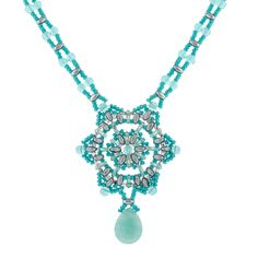 Tri-Star Necklace | Fusion Beads Inspiration Gallery